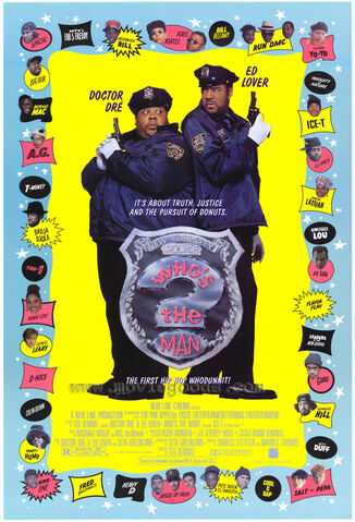 File:1993 - Who's the Man Movie Poster.jpg