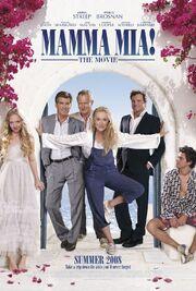 Mamma Mia! (2008) Movie Poster