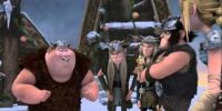 Previews from Kung Fu Panda Holiday 2012 DVD