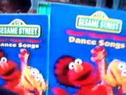 Sesame Street CD And Cassette Soundtrack Promo (1998-2000)
