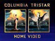 Columbia tristar home video logo