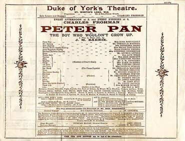 Peter-pan-play-announcement