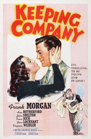 File:1940 - Keeping Company Movie Poster.jpeg