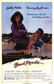 1981 - Back Roads Movie Poster