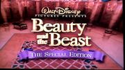 Beauty and the Beast Special Edition Preview