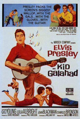 File:1962 - Kid Galahad Movie Poster.jpg