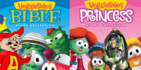 VeggieTales Bible and Princess Story Collections (VF2000's version)