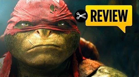 Epic Movie Review Teenage Mutant Ninja Turtles (2014) - Megan Fox Movie HD