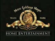 MGM Home Entertainment Logo