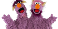 Two-Headed Monster (Sesame Street)