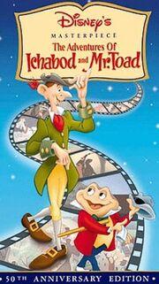 IchabodAndMrToad MasterpieceCollection VHS