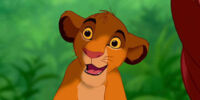 The Lion King/Characters/Gallery