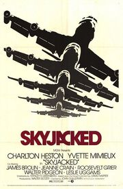 1972 - Skyjacked Movie Poster