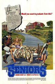 1978 - The Seniors Movie Poster