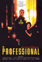 1994 - The Professional Movie Poster