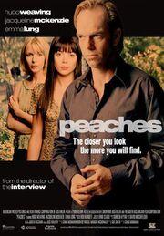 2004 - Peaches Movie Poster