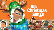 Cartoon silly christmas songs