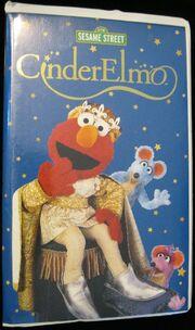 Sesame-Street-Cinderelmo-Vhs-Movie-In-The-Original
