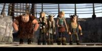 Sneak Peeks from The Penguins of Madagascar: I Was a Penguin Zombie 2010 DVD
