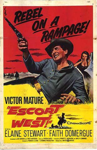 File:1959 - Escort West Movie Poster.jpg