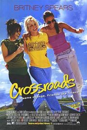 2002 - Crossroads Movie Poster
