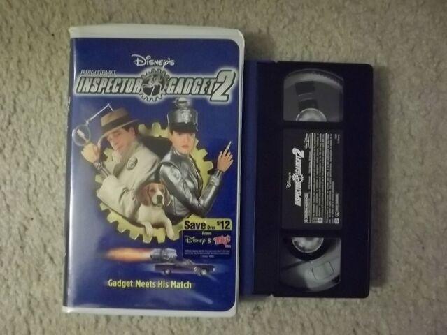 File:Inspector Gadget 2 VHS.jpg