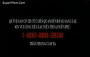 1994 Tai Seng Video Marketing Hotline Screen in Vietnamese