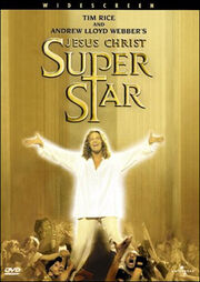 Jesus Christ superstar 2000 Broadway revival DVD cover