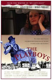 1992 - The Playboys Movie Poster