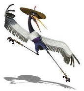 Crane-KungFuPanda