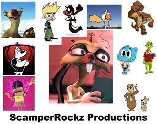 ScamperRockz Productions
