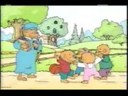 The Berenstain Bears from Sony Pictures Family Fun Promo
