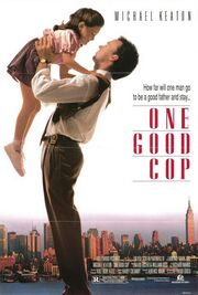 1991 - One Good Cop Movie Poster