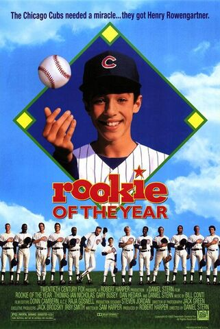 File:1993 - Rookie of the Year Movie Poster.jpg
