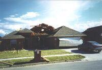 EF1 tornado damage