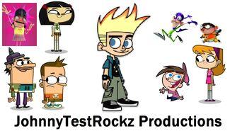 JohnnyTestRockz Productions
