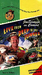 Deep in the jungle vhs