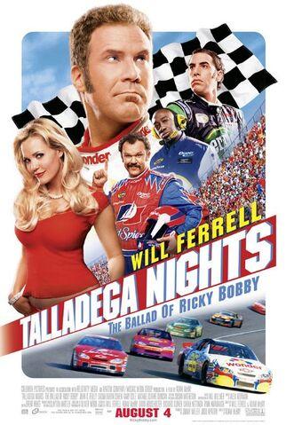 File:2006 - Talladega Nights - The Ballad of Ricky Bobby Movie Poster (English Version).jpg
