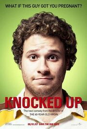 2007 - Knocked Up Movie Poster