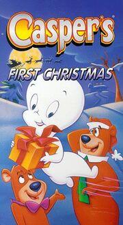 Casper first christmas vhs