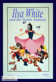 Ilsa White and the Seven Animals poster