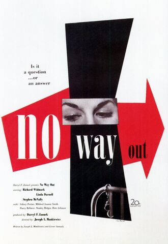 File:1950 - No Way Out Movie Poster.jpg