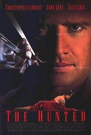 1995 - The Hunted Movie Poster