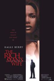 1996 - The Rich Man's Wife Movie Poster