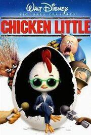 Chicken little vhs