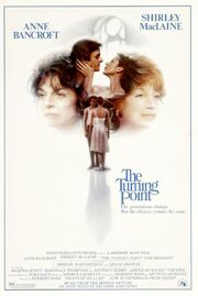 1977 - The Turning Point Movie Poster