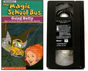 The Magic School Bus, Going Batty VHS