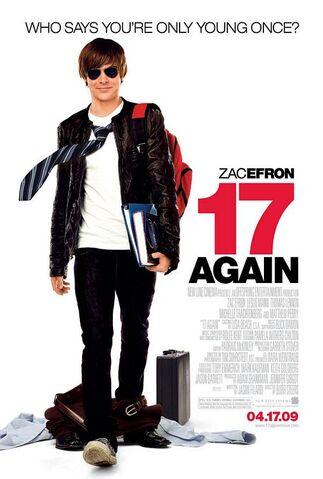 File:2009 - 17 Again Movie Poster.jpg