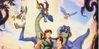 Opening To Quest For Camelot 1998 Theatre