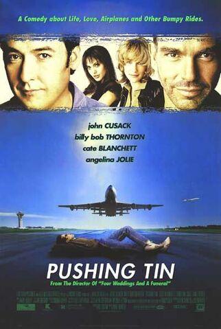 File:1999 - Pushing Tin Movie Poster.jpg